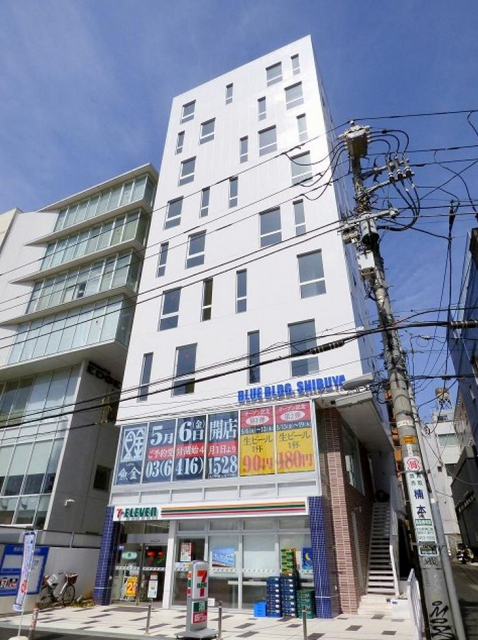 【渋谷区 宇田川町】渋谷駅から徒歩6分、築浅物件 5F