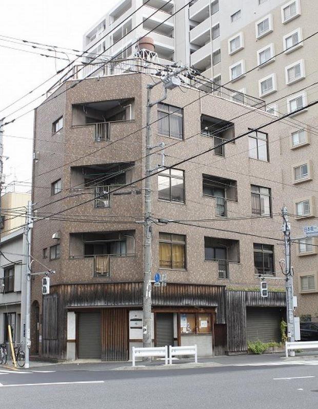 【台東区日本堤】ニッチなエリアのコンパクトオフィス