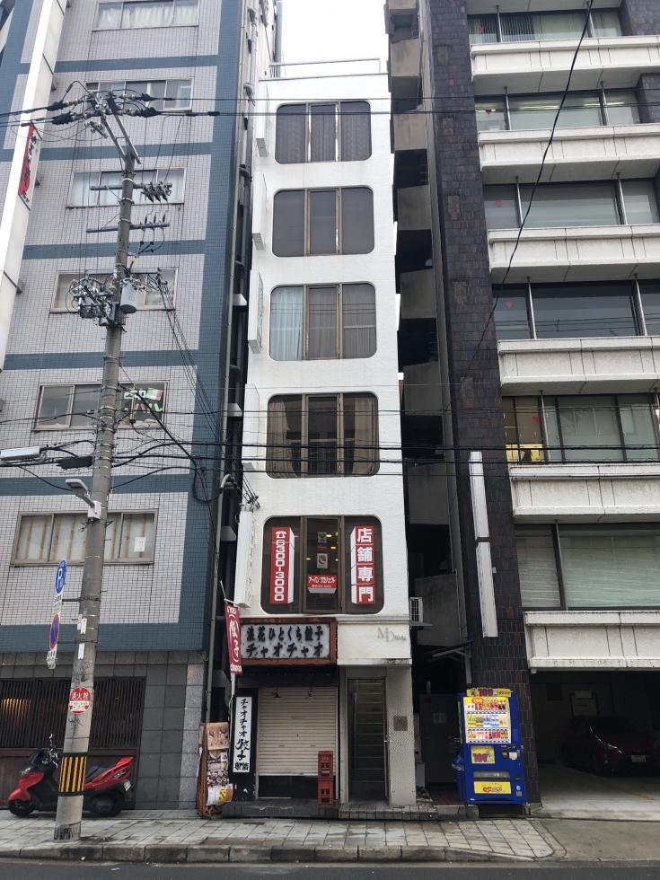 【大阪市淀川区西中島】賃料格安。新規のオフィス開設に適す。