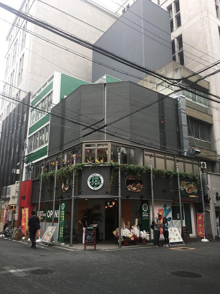 【大阪市中央区南本町】ビジネス街中心部にある環境抜群の駅近ビル!