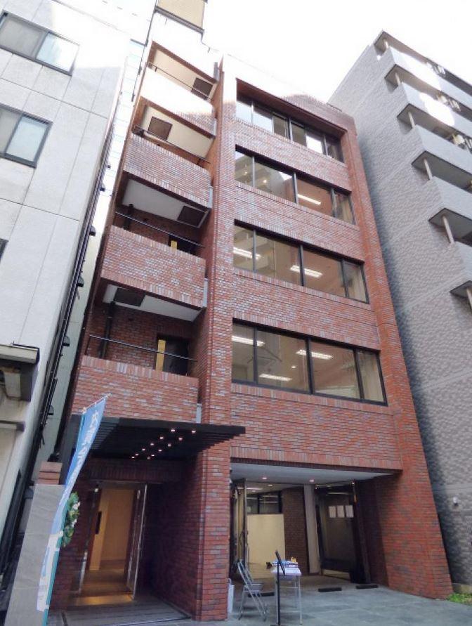 【中央区 日本橋箱崎町】2015年リニューアルのセットアップオフィス
