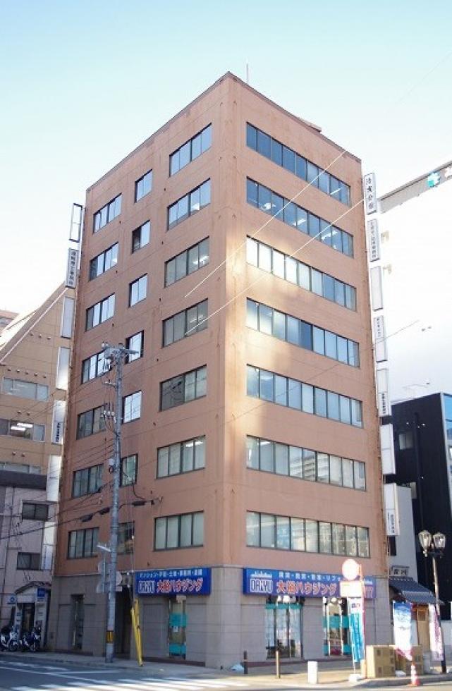 【神戸市中央区】大通り沿いの角地。視認性が良い物件!