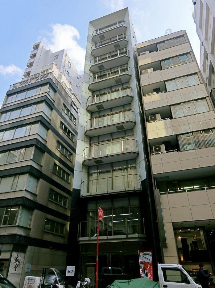 【中央区 京橋】東京駅徒歩圏内のコンパクトオフィス 10F
