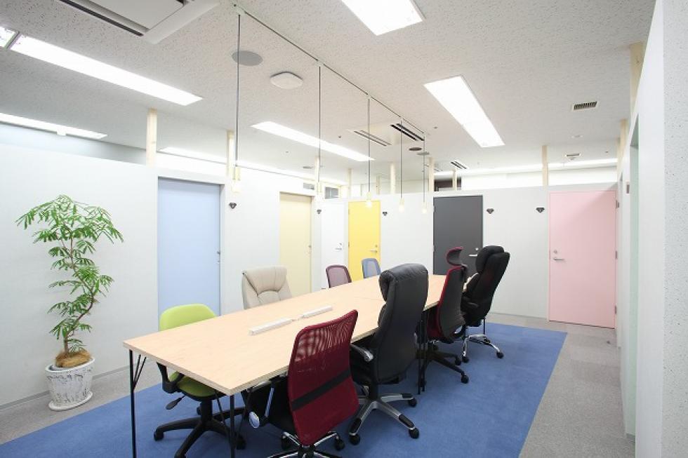 【札幌市 中央区北一条西】時計台近くの心温まるレンタルオフィス♪ 1名用