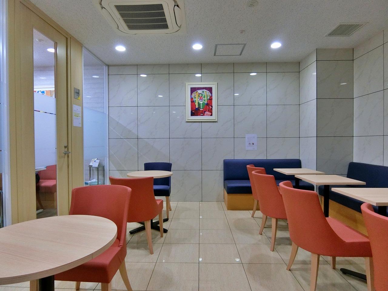 【港区 新橋】新橋駅徒歩3分の築浅オフィスビル!4名用