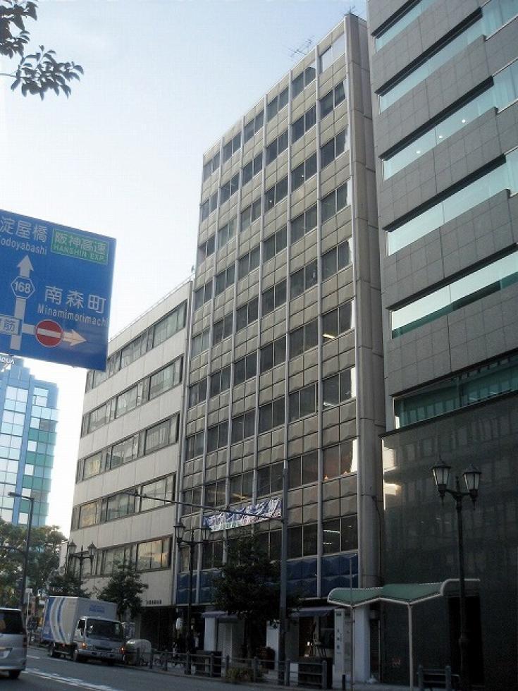【大阪市中央区北浜東】大通り沿いで視認性抜群!!