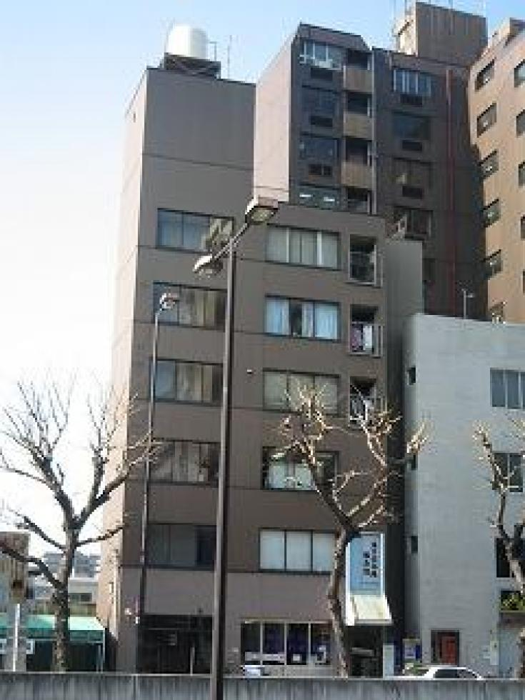 【大阪市中央区】谷町筋沿い・初期費用、月額コスト抑え目