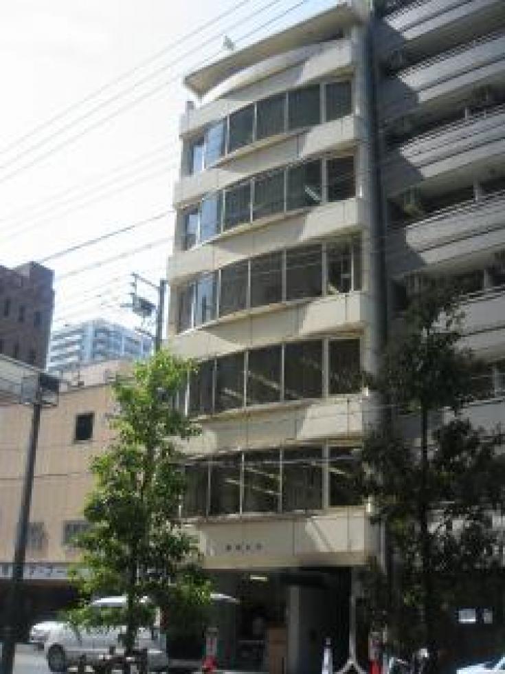 【大阪市西区】目の前が公園という好環境オフィスビル!(201号室)