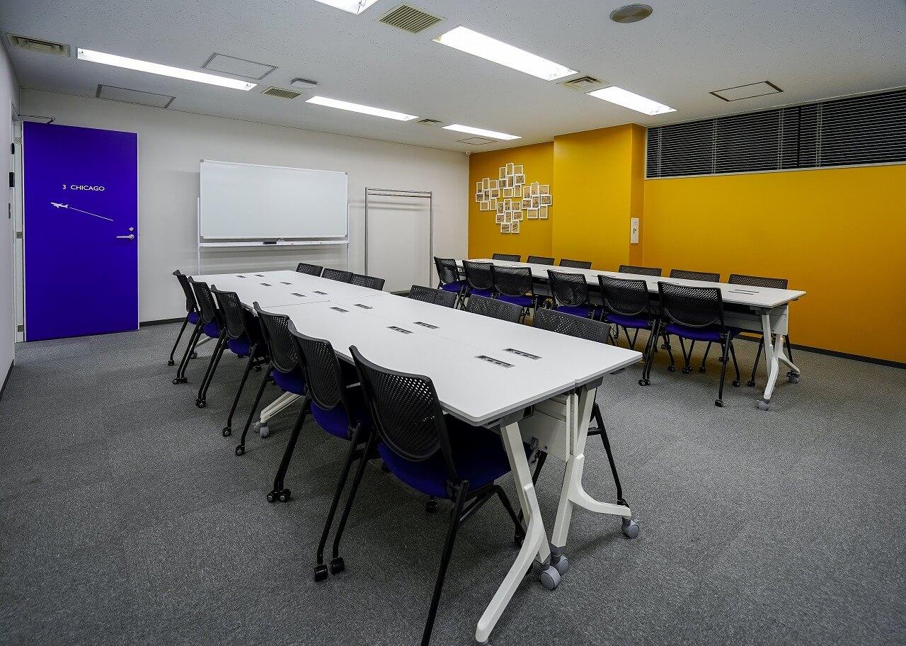 【港区 新橋】好立地+スピーディーな入居が可能なオフィス③