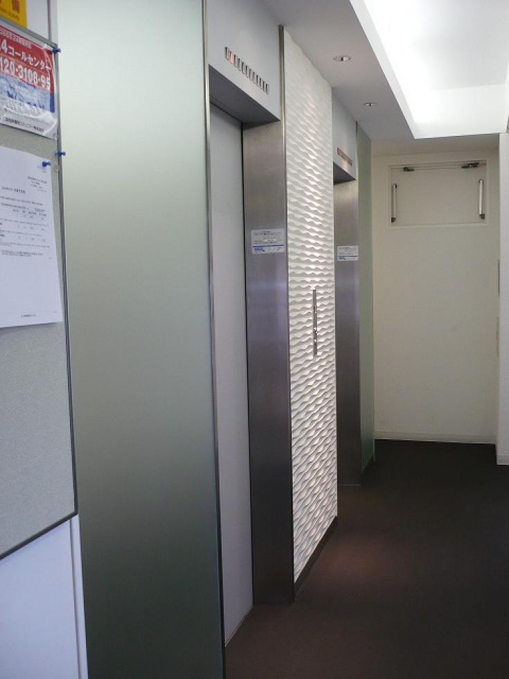 【江東区亀戸】レイアウトしやすい整形のオフィスです!4F