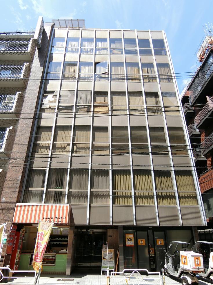 【中央区築地】築地場外市場近くのコンパクトオフィス