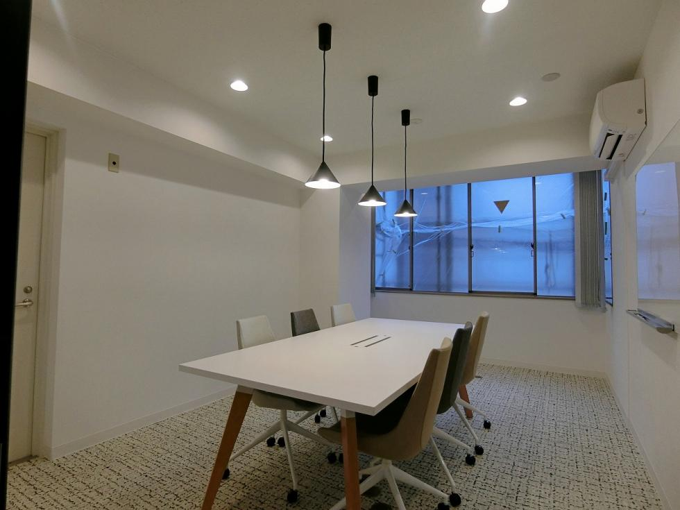【千代田区飯田橋】リノベーション済みのオシャレなオフィス