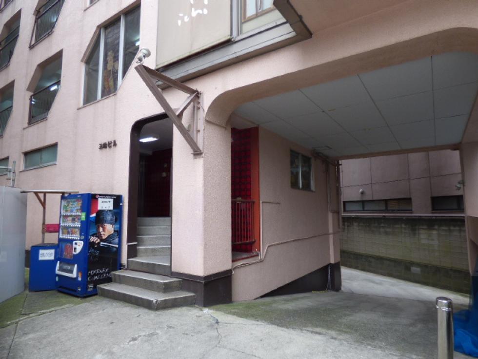 【渋谷区神南】代々木公園近く、完成なエリアに位置するオフィス 4F