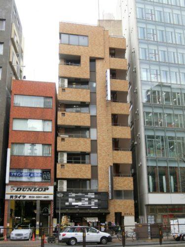 【新宿区 四谷】耐震補強工事済みのコンパクトオフィス