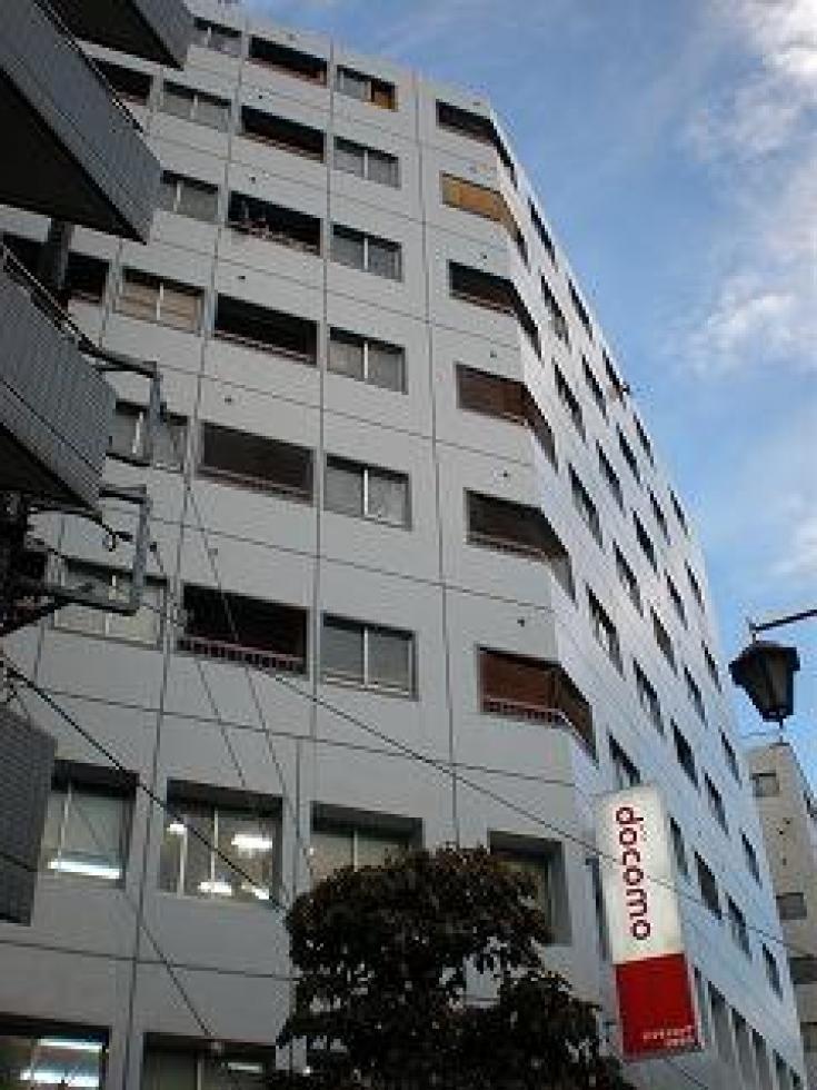 【新宿区百人町】新宿徒歩圏内、マンションタイプのオフィス