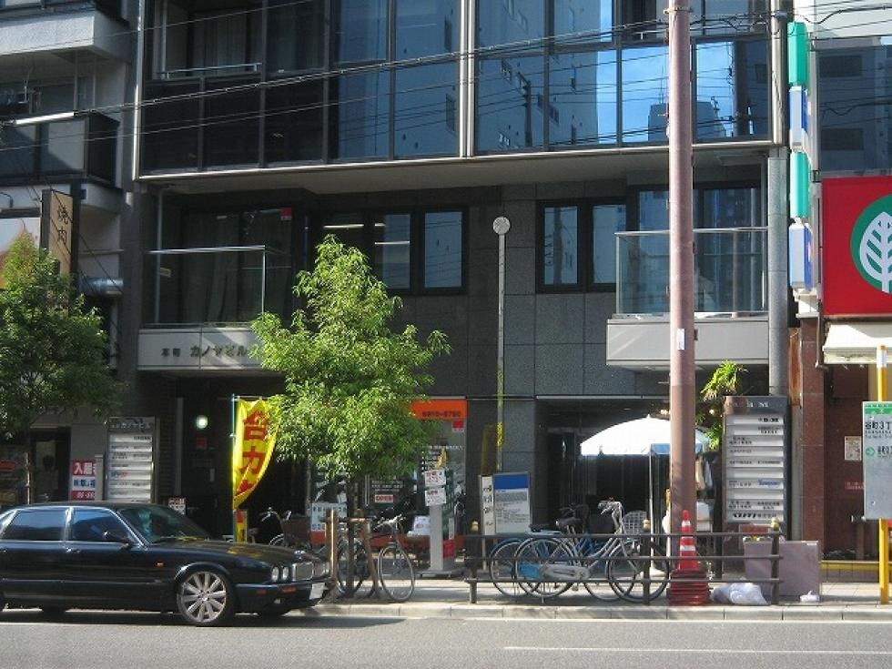 【大阪市中央区内本町】本町通り沿いの駅近物件!