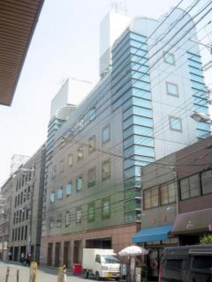 【大阪市中央区】堺筋本町エリアの1フロア1テナントビル