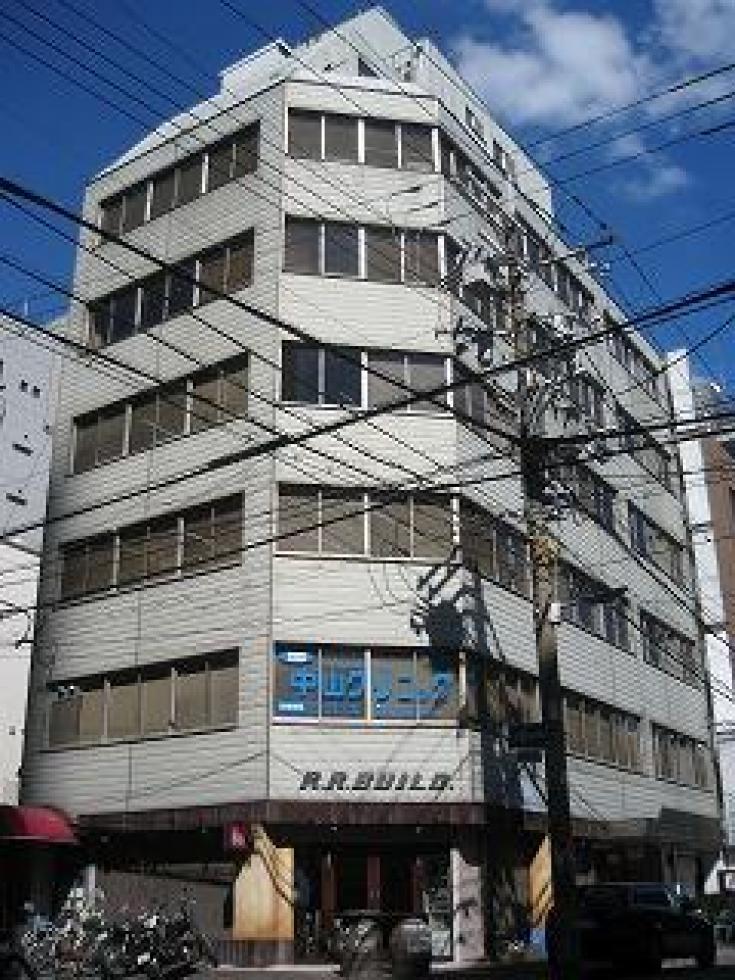 【大阪市中央区】北浜エリアのコンパクトオフィス