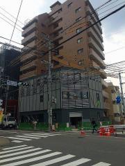 【福岡市中央区春吉】スモールオフィス・喫煙所あり