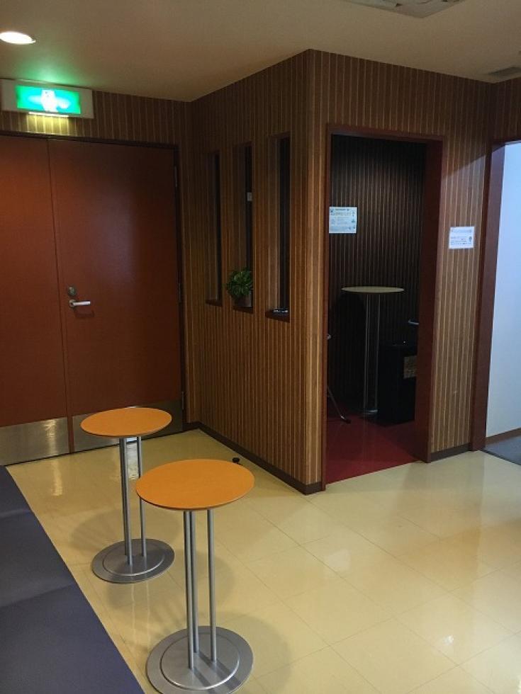 【大阪市中央区淡路町】御堂筋沿い・ブース型オフィス!