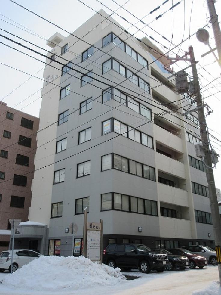 【札幌市中央区南3条】近隣には医療施設が充実!オフィス向けのビルです。