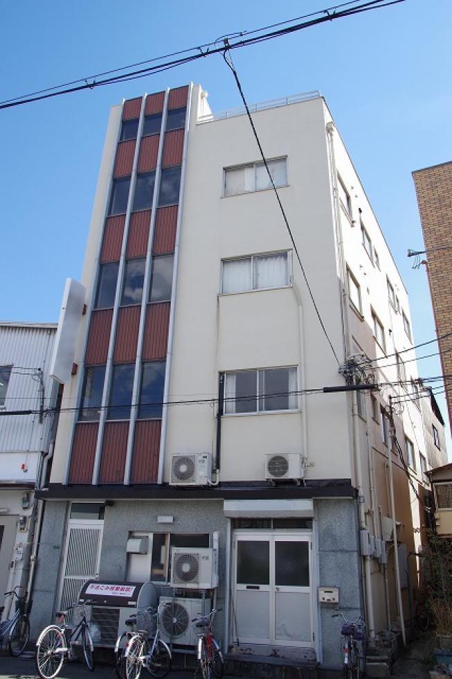 【大阪市北区豊崎】落ち着いたエリアの小規模オフィス物件!
