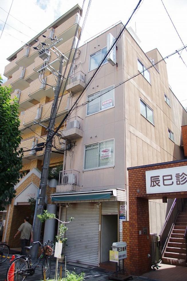 【大阪市北区天神橋】駅近!コンパクトオフィス!