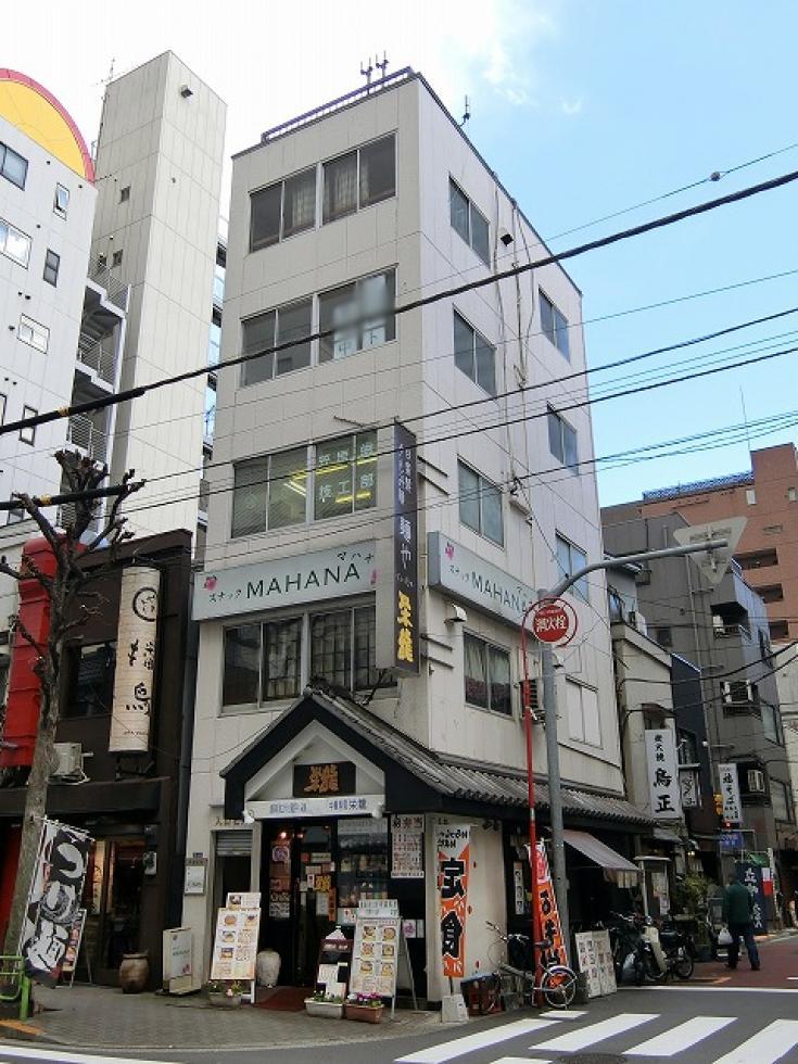 【中央区 日本橋人形町】甘酒横丁交差点すぐのオフィス物件