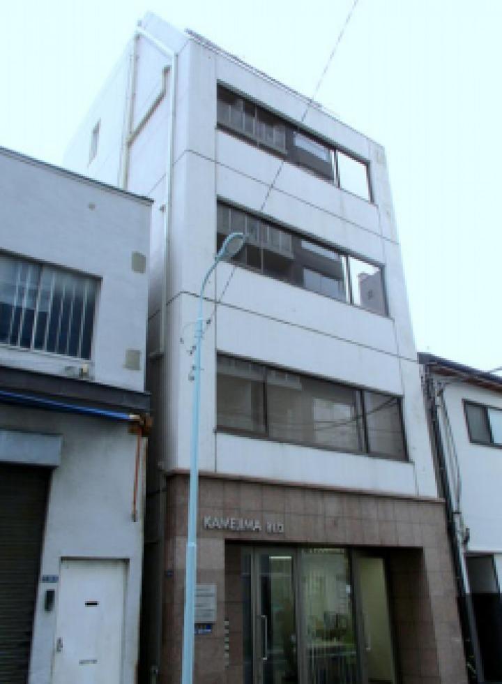 【中央区 日本橋茅場町】コンパクトサイズのオフィスビル