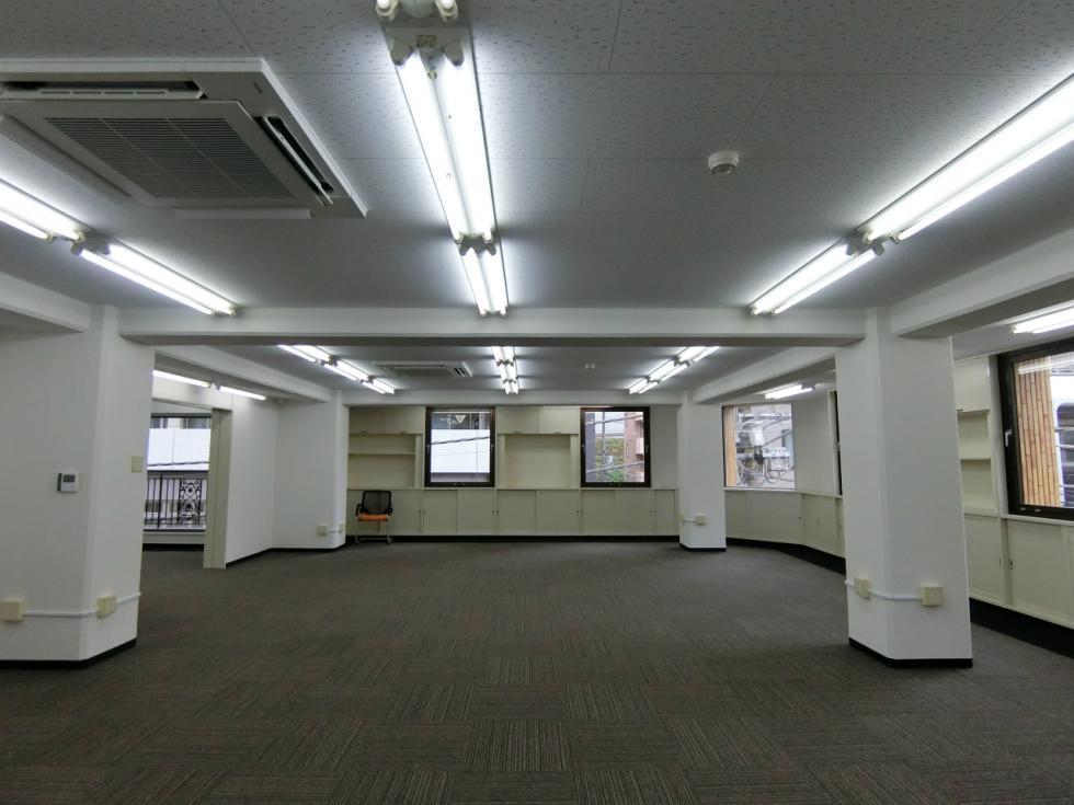 【台東区浅草橋】2018年リニューアルの駅近オフィス 3F