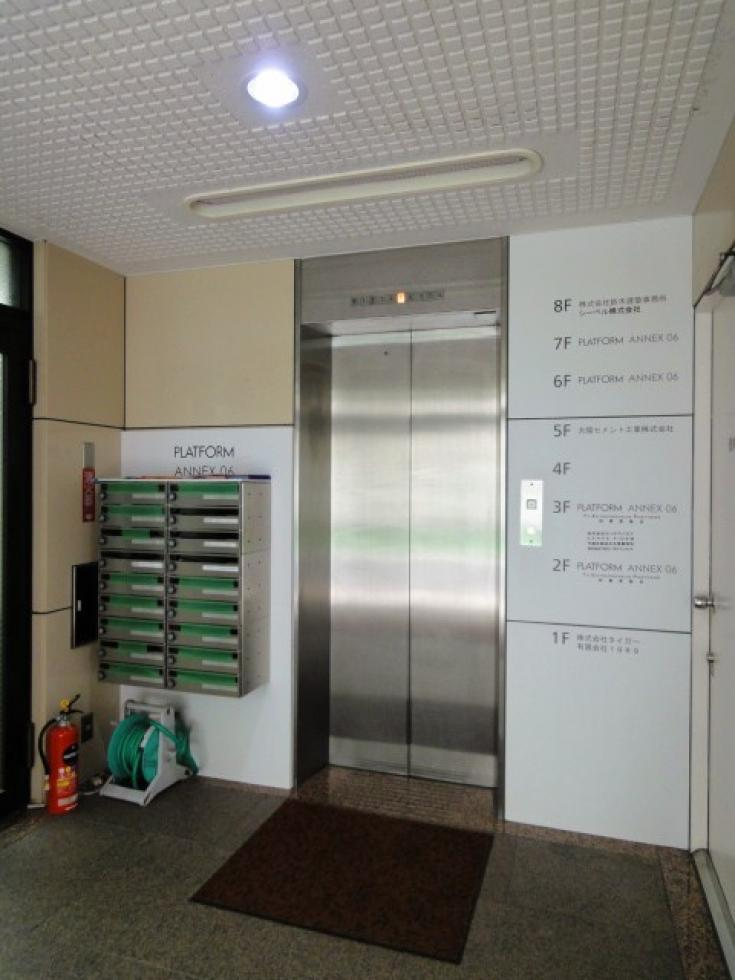 【千代田区岩本町】複数路線利用可能な好立地オフィス 1F