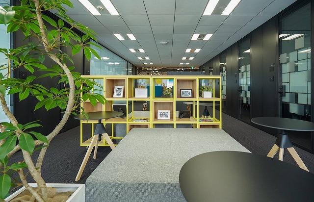 【港区 六本木】③クロスオフィス六本木(CROSS OFFICE)