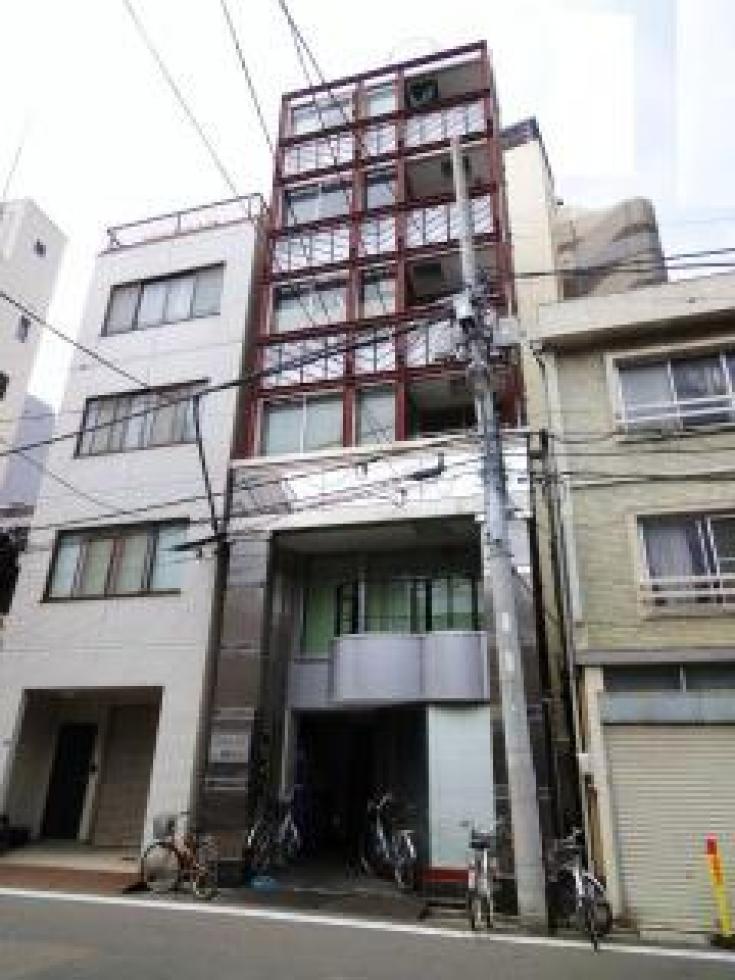 【台東区 浅草橋】浅草橋のデザイナーズ物件