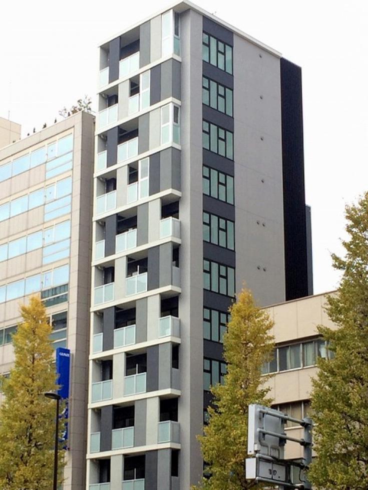 【中央区 日本橋】昭和通りすぐ近くのSOHOオフィス