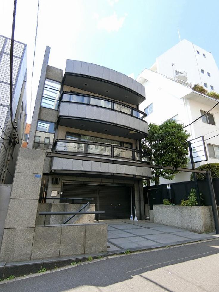 【渋谷区 千駄ヶ谷】渋谷区の小型オフィスビル