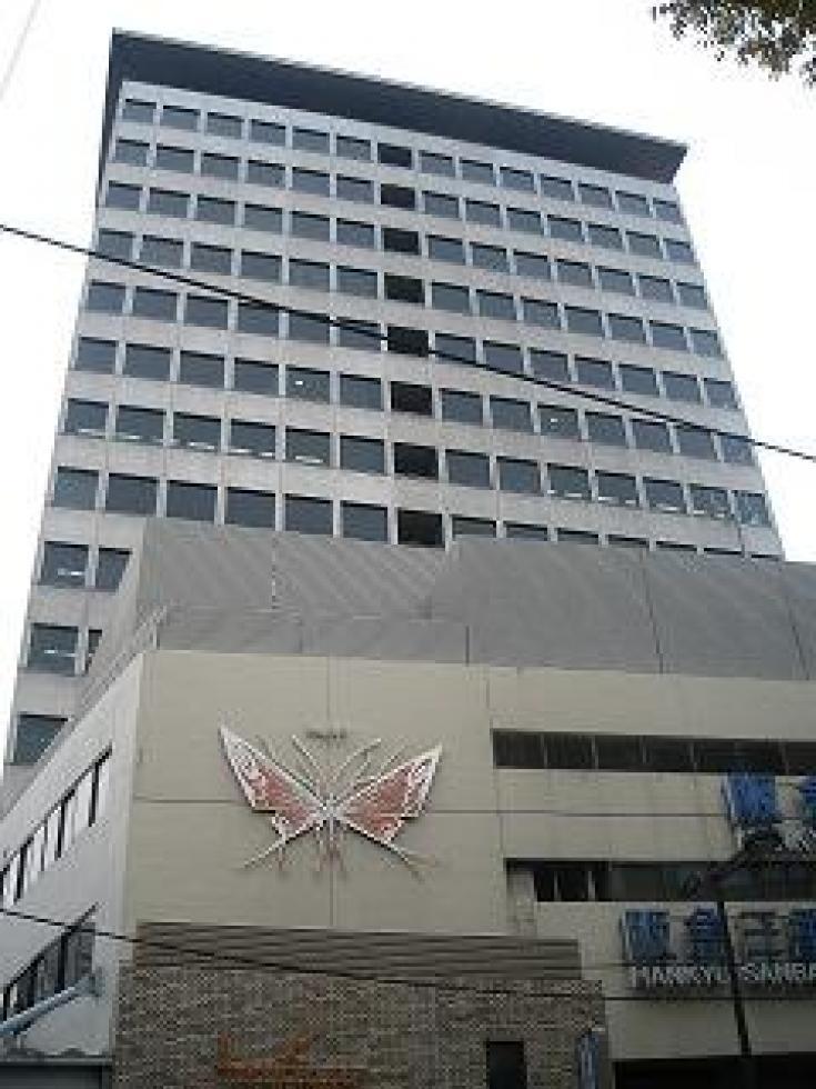 【大阪市北区】梅田エリアの中心!ハイグレードオフィス!