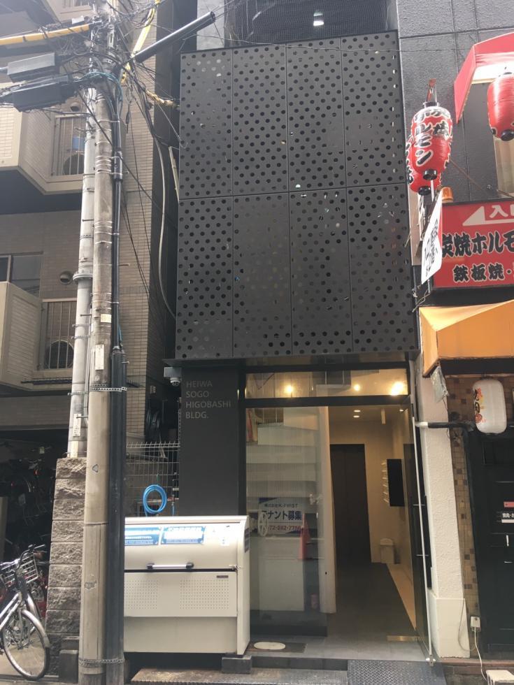[大阪市西区]駅近の大通り沿い!リノベーション完了物件!