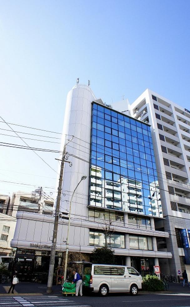 【東京都 中目黒区】1フロア1テナント!大通り沿いの事務所物件