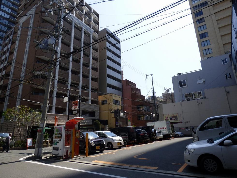 【大阪市中央区】長堀橋駅徒歩1分・店舗使用可能、希少物件