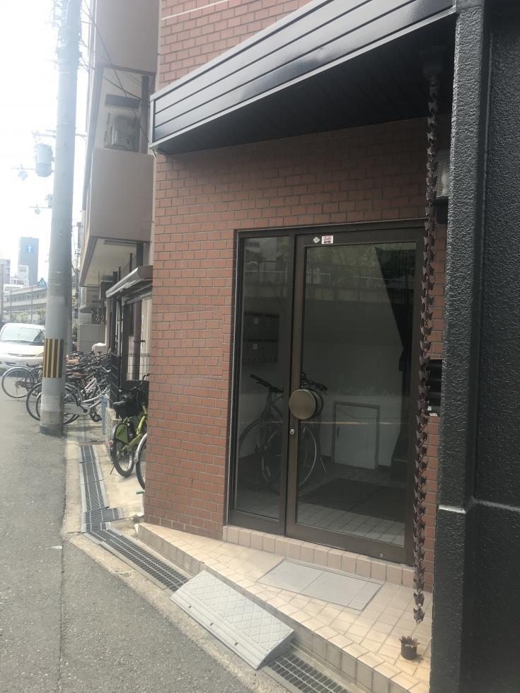 【大阪市北区】南森町駅徒歩8分 1フロア1テナント!
