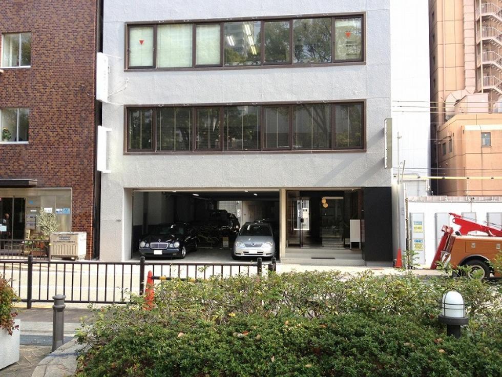 【大阪市西区】目の前は靭公園。環境に優れたデザイナーズオフィス。