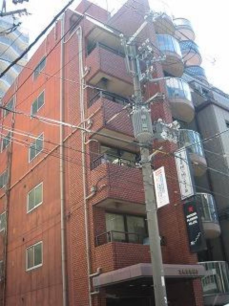 【大阪市中央区】工藤産業ビル 1階 17.75坪