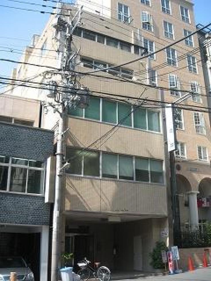 【大阪市中央区】釣鐘ビル 2階 25坪