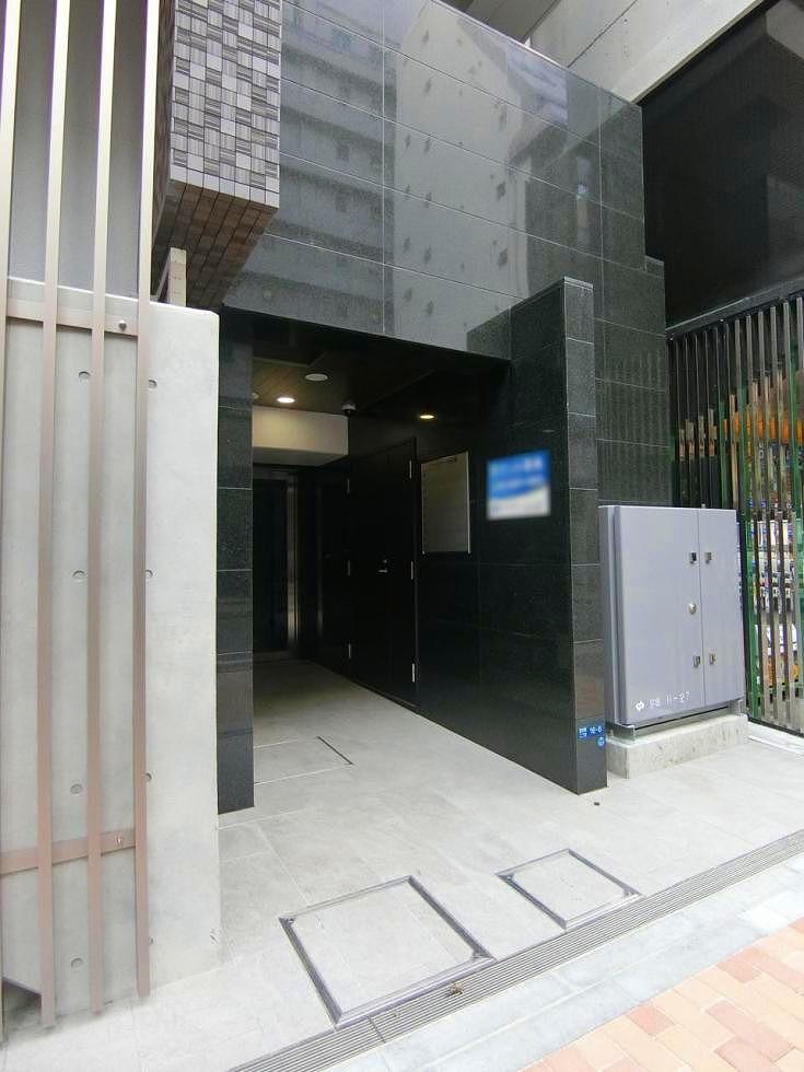 【中央区日本橋】2019年築、約20坪で希少な男女別お手洗いのオフィス
