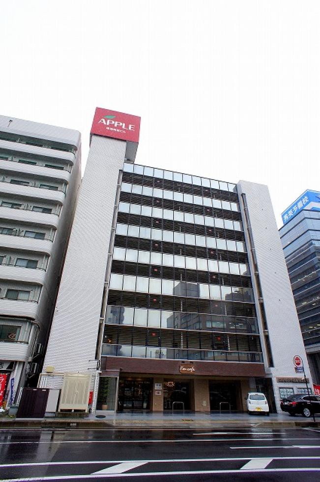 【仙台市青葉区】 大通り沿いで14.5坪のSOHOタイプ事務所!