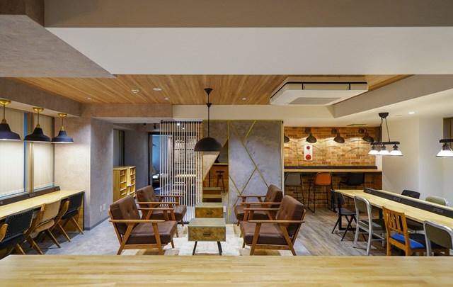 【中央区日本橋浜町】会議室付き!フルリニューアル済みのスマートオフィス 6F