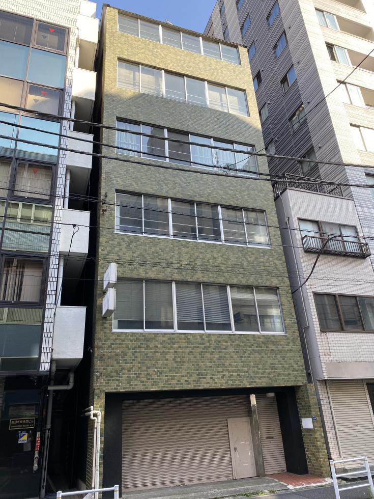 【中央区 日本橋小伝馬町】内装も自由!希少な1棟貸しビル