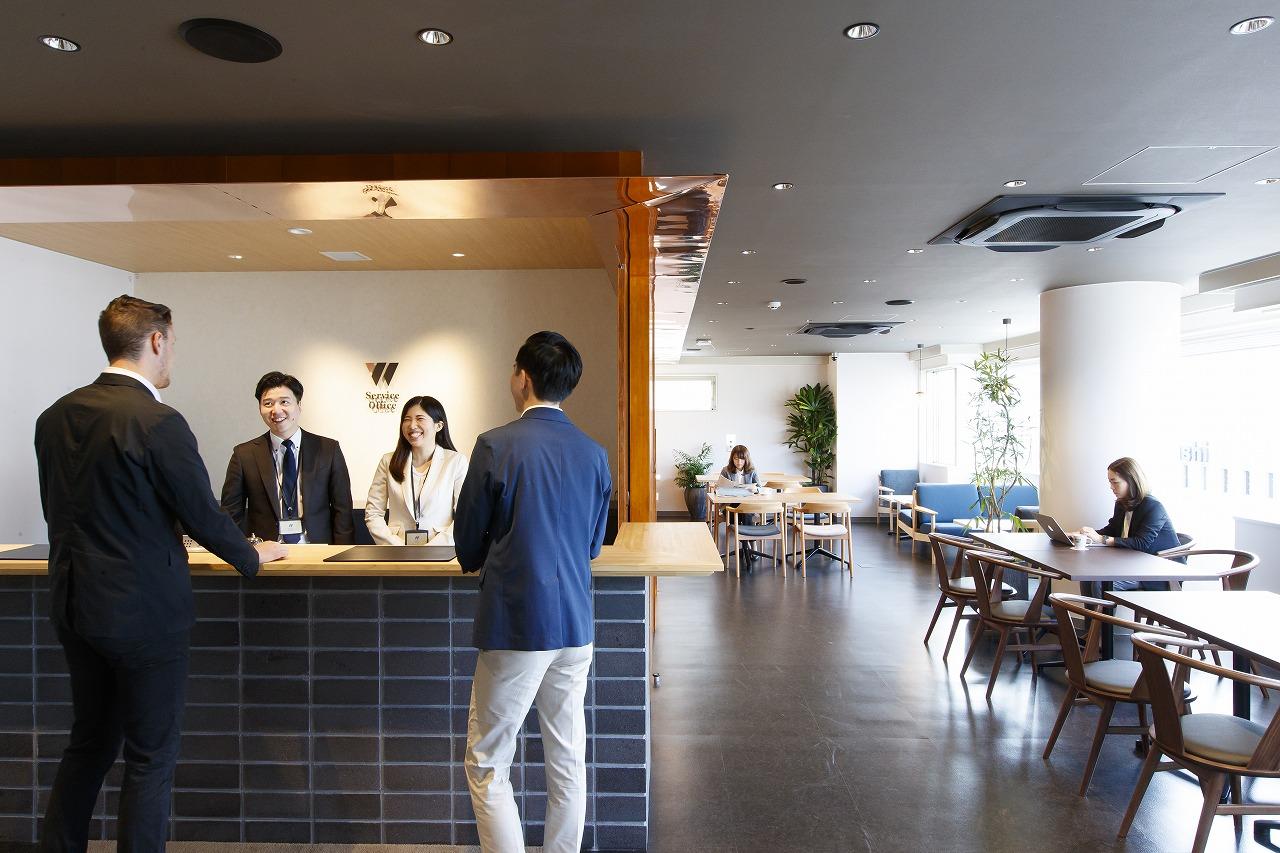 【京都市下京区】ServiceOffice W京都駅前(サービスオフィスW京都駅前)